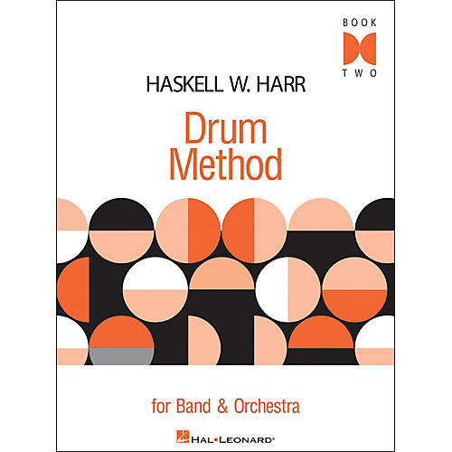 Hal Leonard Haskell W. Harr Drum Method Book Two-thumbnail