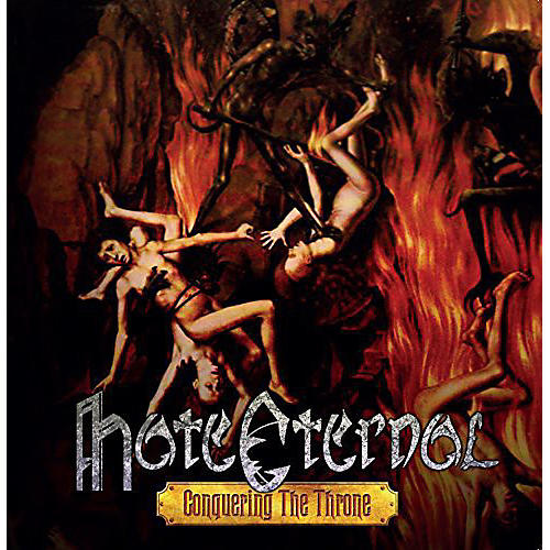 Alliance Hate Eternal - Conquering the Throne