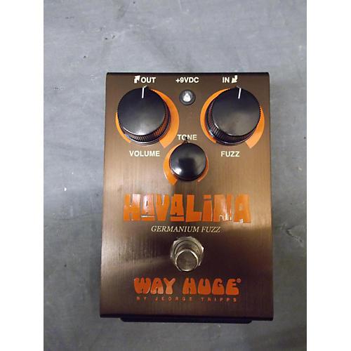 Way Huge Electronics Havalina Effect Pedal-thumbnail