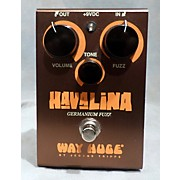 Way Huge Electronics Havalina Effect Pedal