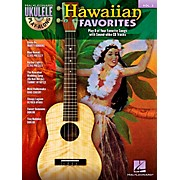 Hal Leonard Hawaiian Favorites Ukulele Play-Along Vol. 3 (Book/CD)