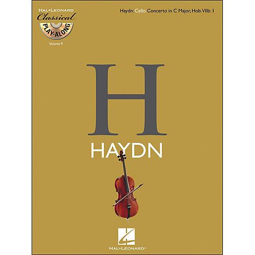 Hal Leonard Haydn: Cello Concerto In C Major, Hob. Viib: 1 Classicalplay-Along Book/CD Vol. 9