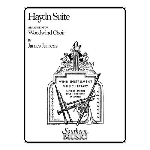 Southern Haydn Suite (Woodwind Choir) Southern Music Series Arranged by James Jurrens