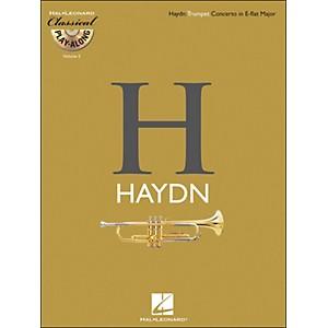 Hal Leonard Haydn: Trumpet Concerto in E-Flat Major Classical Play-Along Bo...