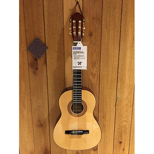 Hohner Hc03 3/4 Size Classical Acoustic Guitar
