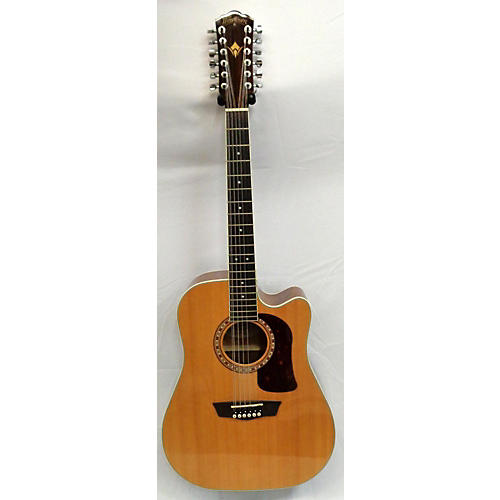 Washburn Hd10sce12 12 String Acoustic Electric Guitar