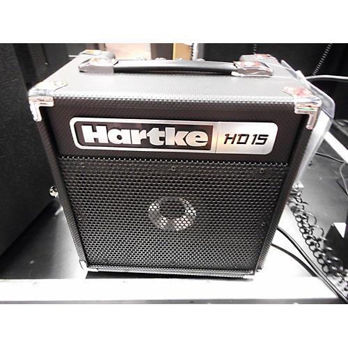 used hartke hd15 bass combo amp guitar center. Black Bedroom Furniture Sets. Home Design Ideas