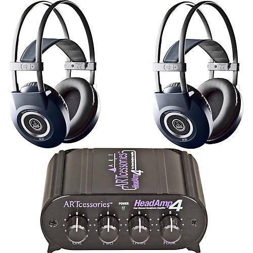 AKG Headamp 4/K99 Headphone Two Pack