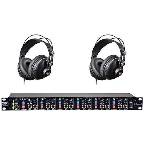 Art Headamp6 and MH310 Headphone Package (2-Pack)-thumbnail
