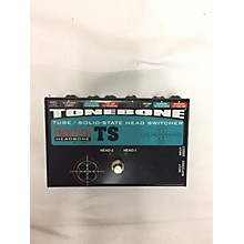 Radial Engineering Headbone Tonebone Tube Solid-State Head Switcher Pedal