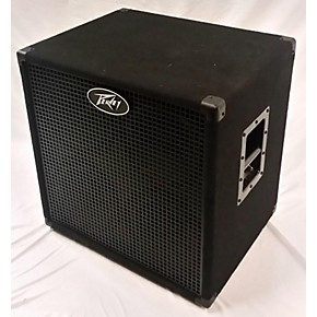 Used Peavey Headliner 4x10 Bass Cabinet Guitar Center