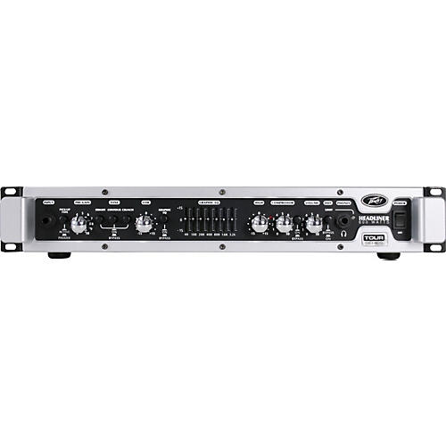 Peavey Headliner 600W Bass Amp Head