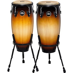 Meinl Headliner Conga Set with Basket Stand by Meinl