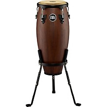 Meinl Headliner Designer Wood Conga with Basket Stand Level 1 Vintage Wine Barrel 10 in.