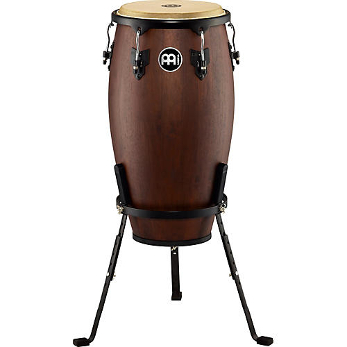 Meinl Headliner Designer Wood Conga with Basket Stand-thumbnail