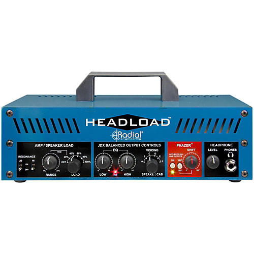 Radial Engineering Headload Guitar Amp Load Box 8 Ohm