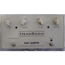 Carl Martin Headroom Reverb Effect Pedal