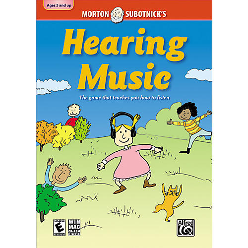 Alfred Hearing Music: CD-ROM By Morton Subotnick-thumbnail