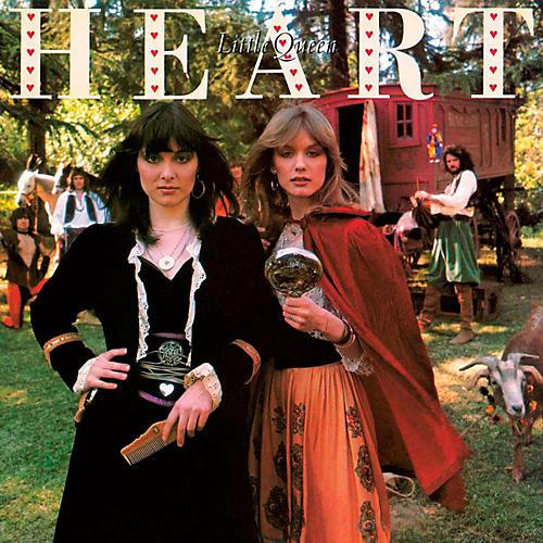 The Orchard Heart - Little Queen LP