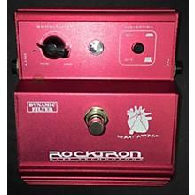 Rocktron Heart Attack Bass Effect Pedal