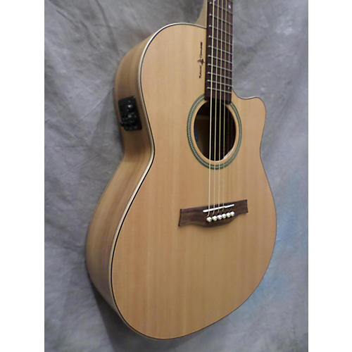 Seagull Heart Of Wild Cherry T35 Acoustic Electric Guitar
