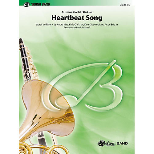 BELWIN Heartbeat Song Grade 2 (Easy)-thumbnail