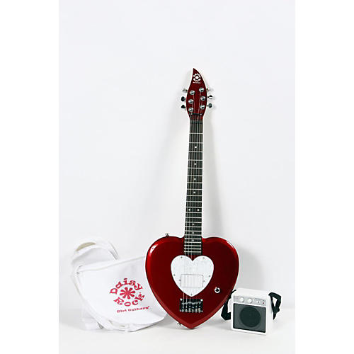 Daisy Rock Heartbreaker Short-Scale Electric Guitar Starter Pack