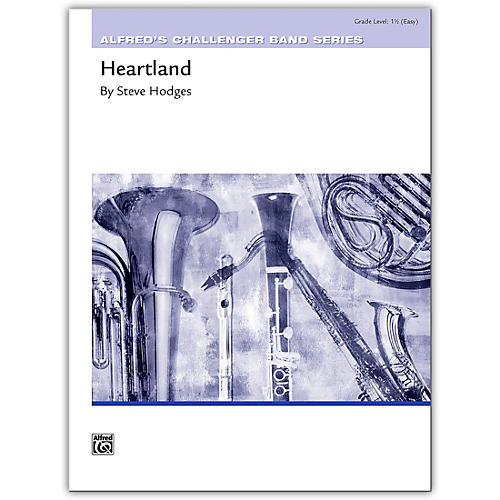 Alfred Heartland Concert Band Grade 1.5 Set