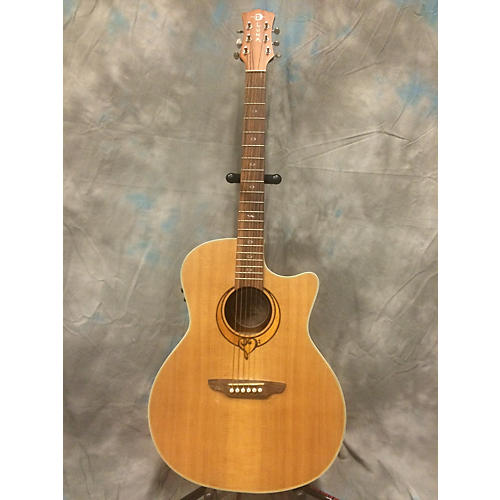 Luna Guitars Heartsong Acoustic Electric Guitar-thumbnail