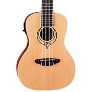 Luna Guitars Heartsong Acoustic-Electric Ukulele with USB Output
