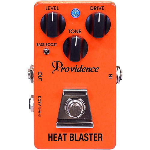 Providence Heat Blaster Distortion Effects Pedal-thumbnail