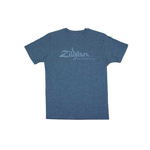 Zildjian Heathered Blue T-Shirt