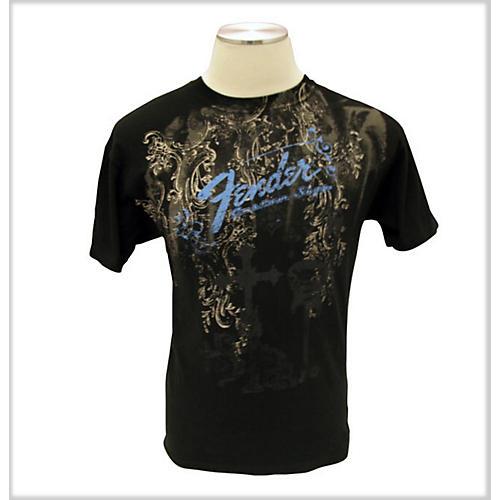 Fender Heaven's Gate T-Shirt Black Extra Large-thumbnail