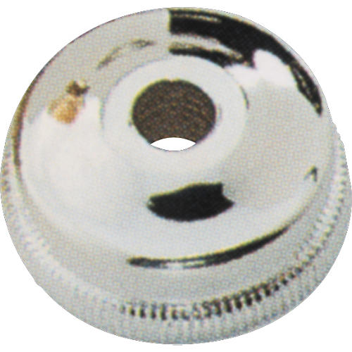 Bach Heavy Bottom Valve Caps Silver