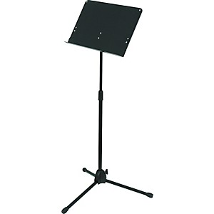 Musician's Gear Heavy-Duty Folding Music Stand by Musicians Gear
