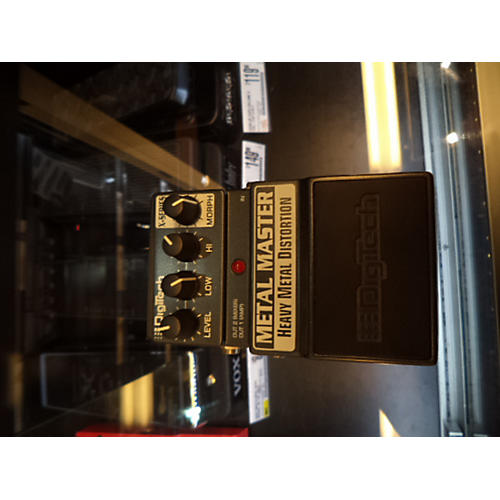 Digitech Heavy Metal Distortion Effect Pedal