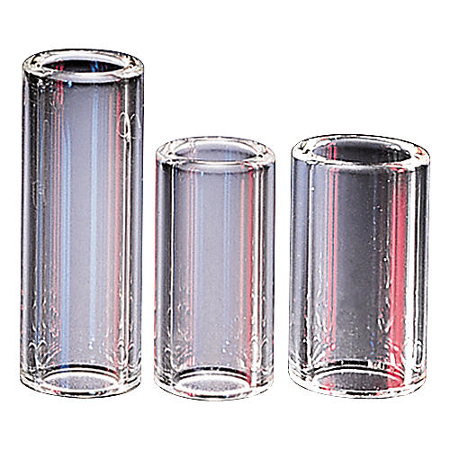 Dunlop Heavy Pyrex Glass Slide Short / Small Single