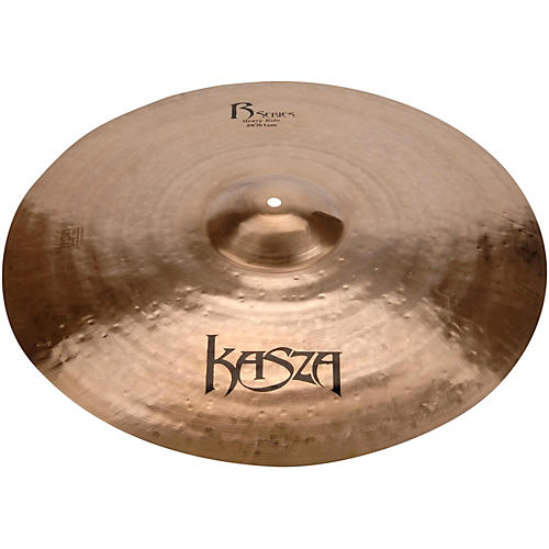 Kasza Cymbals Heavy Rock Ride Cymbal 20 in.