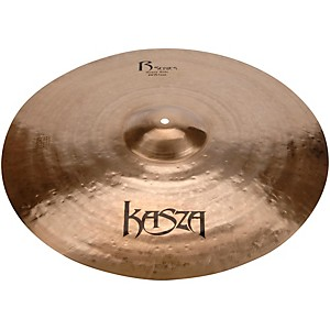 Kasza Cymbals Heavy Rock Ride Cymbal by