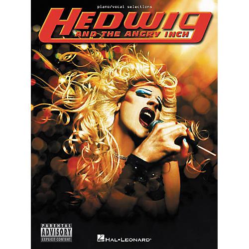 Hal Leonard Hedwig and the Angry