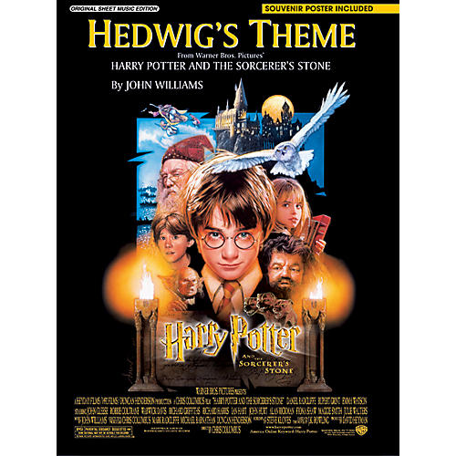 Alfred Hedwigs Theme (from Harry Potter the Sorcerers Stone) Sheet Music