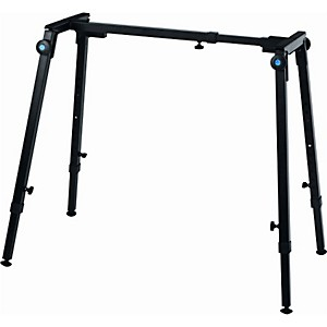 Quik-Lok Height and Width Adjustable Mixer/Keyboard Stand by Quik Lok