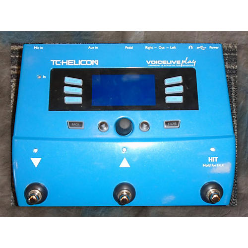 TC Electronic Helicon Voice Live Effect Processor