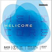 D'Addario Helicore Pizzicato Series Double Bass E String