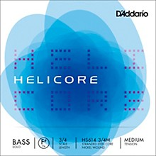 D'Addario Helicore Solo Bass Strings
