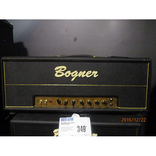 Bogner Helios 100W Tube Guitar Amp Head-thumbnail