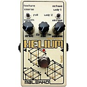 Malekko Heavy Industry Helium MKII Distortion Guitar Effects Pedal