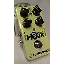 TC Electronic Helix Effect Pedal