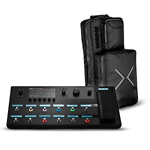 Line 6 Helix Multi-Effects Guitar Pedal with Backpack by Line 6