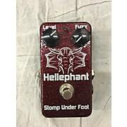 Stomp Under Foot Hellephant Effect Pedal